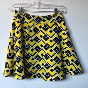 JOA high waisted skirt XS, NWOT